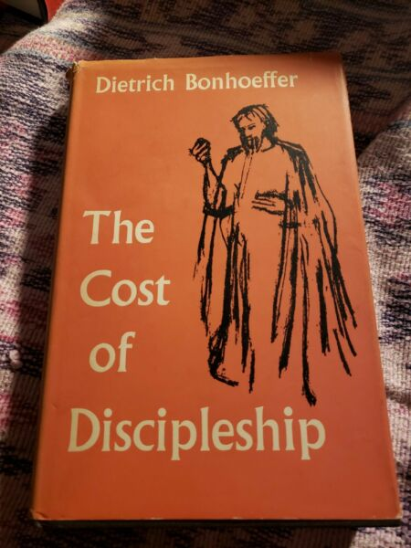 The Cost of Discipleship Dietrich Bonhoeffer 1961 MacMillan Hardcover Ed. $70.00