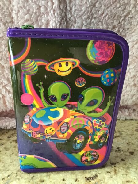 Lisa Frank Zoome And Zorbit Planner With Stationary $550.00