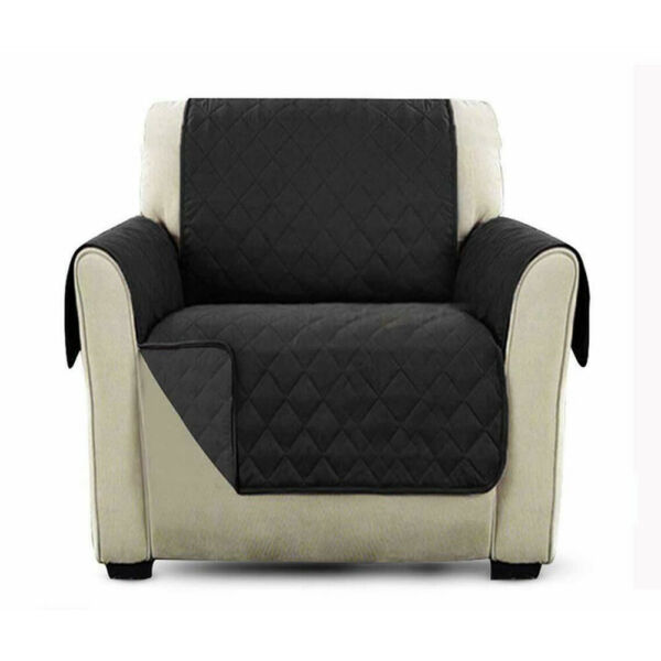 1x Chair Seat Sofa Cover Couch Slipcover Pet Dog Covers Mat Furniture Protector $21.06