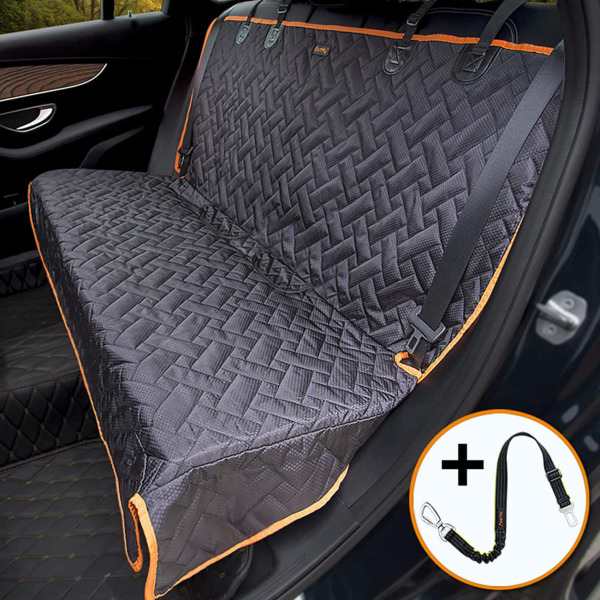 Bench Dog Car Seat Cover for Car SUV Small Truck Waterproof Back Seat Cover $40.04