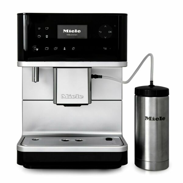 Miele CM6350 Coffee Machine w OneTouch for Two Black