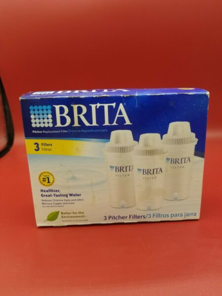 Brita Filters For Pitcher 3 pack BX20 21