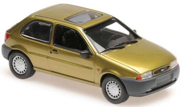 MXC940085060 Car Hatchback Ford Fiesta Of 1995 Of Color Gold $43.76