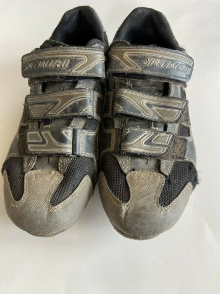 Mens 8 US Specialized Mountain Bike Shoes SPD Cleats Pre Owned $22.00