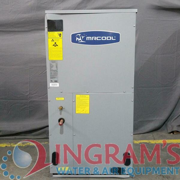 Scratch amp; Dent 25673 4 Ton Variable Speed MrCool Central Air Handler Multipos $716.07