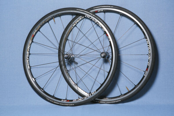 Shimano Dura Ace WH 7900 C24 Clincher Carbon Wheelset with Tires $495.00
