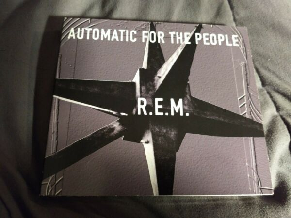 Automatic for the People CD DVD 5.1 Surround Audiophile R.E.M. NICE $25.00