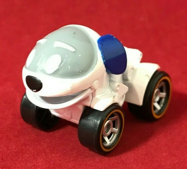 Paw Patrol Robo Dog on Wheels Diecast Car by Spin Master RARE $14.95