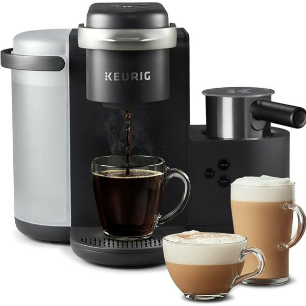 Keurig K Cafe Special Edition Single Serve Coffee Latte amp; Cappuccino Maker