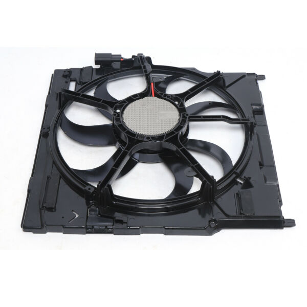 Radiator Cooling Fan Electric Assembly Reversible For BMW Sport 4 Door 3000 CFM $219.02