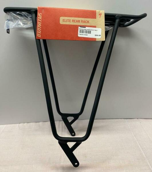 new Specialized ELITE rear BICYCLE RACK 700c $59.99