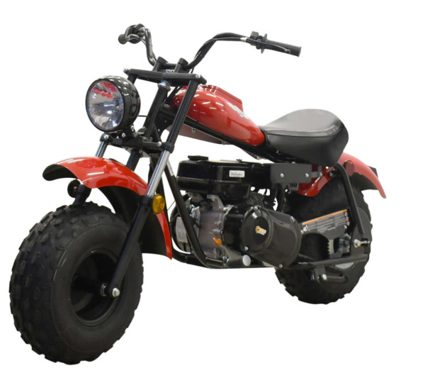 Massimo MB200 Red Mini Bike 196CC Engine Carbureted and Air Cooled Four Stroke $799.99