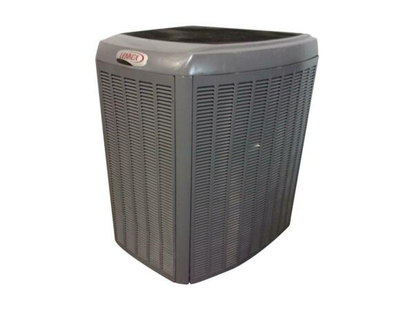 ** Discounted ** LENNOX Used Central Air Conditioner 2 Stage Condenser XC21 04 $604.90