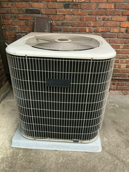 AMANA Used Central Air Conditioner 2 Stage Condenser $180.00