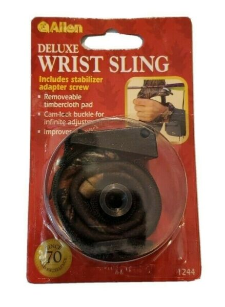 Allen Deluxe Compound Bow Wrist Sling 1244 Hunting Target Field Archery $3.50