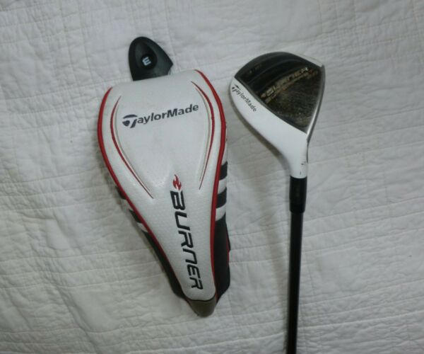 Taylormade Burner Superfast 2.0 Rescue 3 With Headcover RH #7294