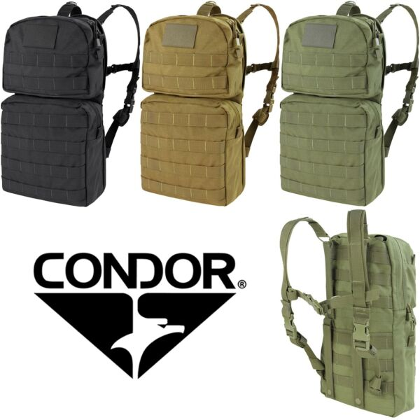 Condor HCB2 Hydration Carrier 2 Hunting Hiking H2O Water Bladder Backpack Pack $53.95
