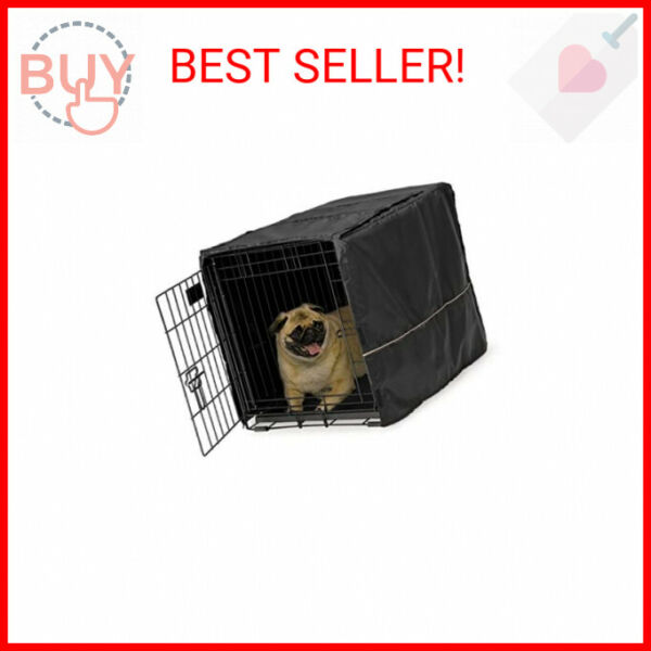 MidWest Dog Crate Cover Privacy Dog Crate Cover Fits MidWest Dog Crates Ma … $22.34