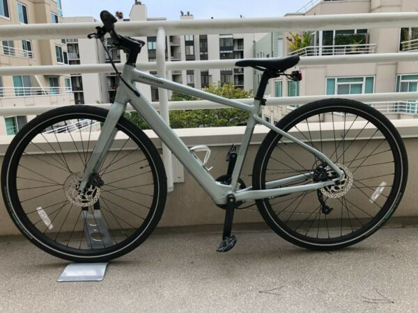 2020 Cannondale Quick Neo SL 2 Electric Hybrid Bike Great Condition Size Small $1399.00