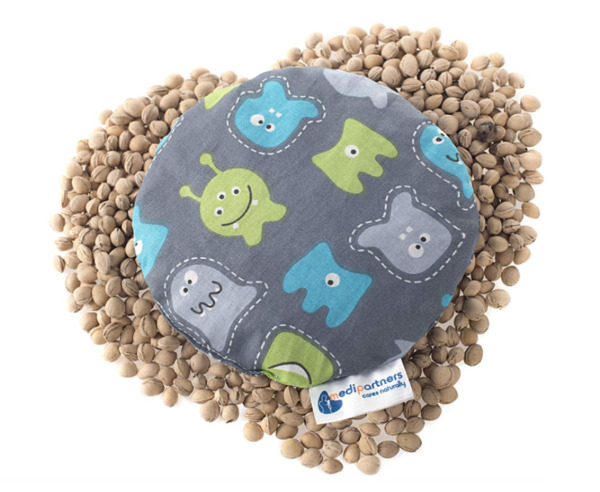 Natural Heating Pad Microwavable Cherry Seeds Children Hot Cold Therapy Alien $37.99