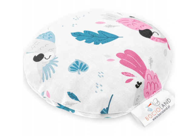 Hot Cold Therapy Natural Heating Pad Body Reusable Cherry Seeds Children Birds $37.99