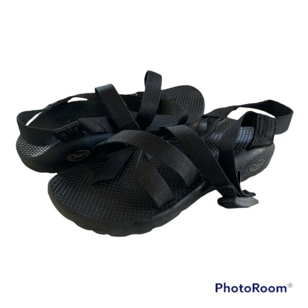 Chaco Classic Outdoor Sandals Women's Size 9 Black $26.97