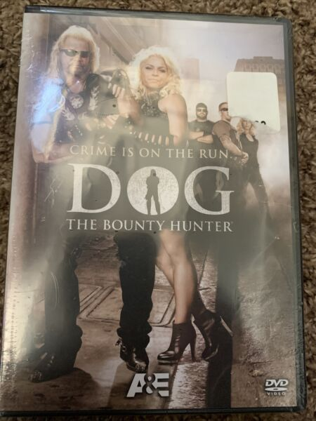 Dog the Bounty Hunter: Crime Is on the Run 2009 DVD Factory Sealed $9.00