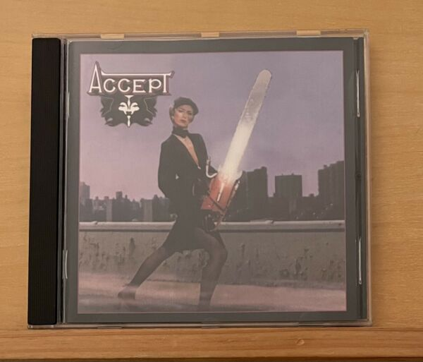 Accept S T by Accept CD 2005 Steamhammer Re Issue