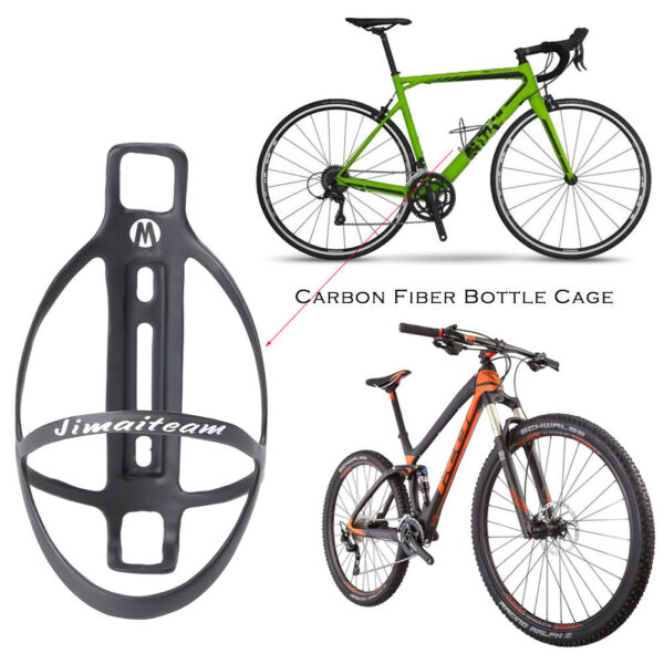 Bicycle Bike Bottle Cup holder Cage Universal for Mountain Bike Folding Black $24.85