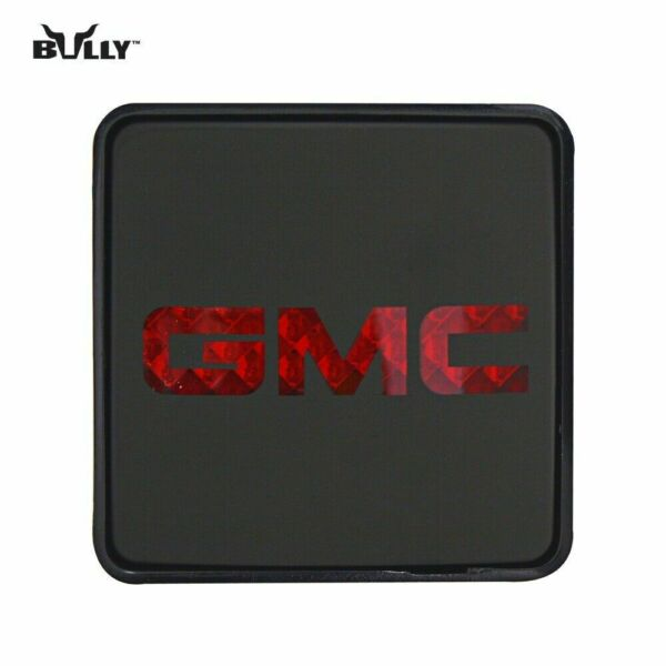 Bully Black 2quot; Car Hitch Cover with Brake Light for GMC CR 007G $19.49