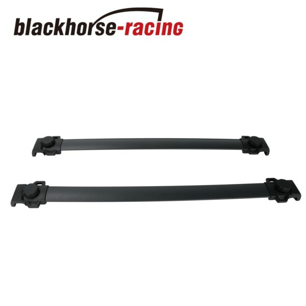 Roof Rack Luggage Canoe Carrier Cross Bars Rail Rooftop For 07 17 Jeep Patriot $77.46