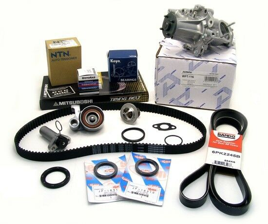 Lexus IS300/GS300 Complete Timing Belt+Water Pump Kit