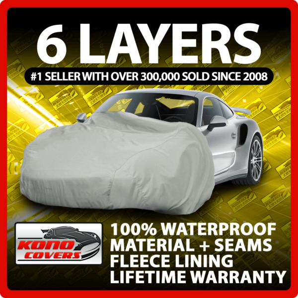 Chevrolet Corvette C4 6 Layer Car Cover 1984 1985 1986 1987 1988 1989 1990