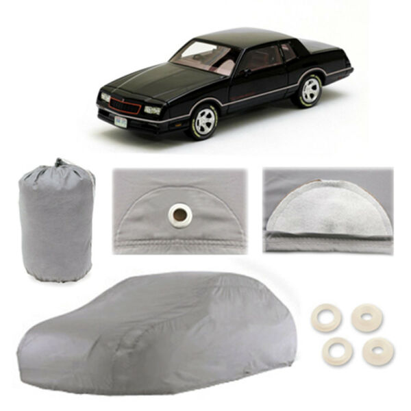 Chevy Monte Carlo 4 Layer Car Cover Outdoor Water Proof Rain Snow Sun 4th Gen