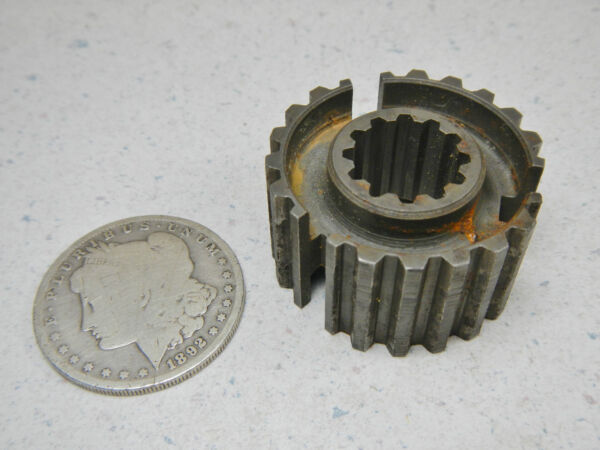 83 CUSHMAN HAULSTER TRUCKSTER TRANSMISSION 2nd TO 3rd SHIFT DOG SLIDER GEAR $27.99