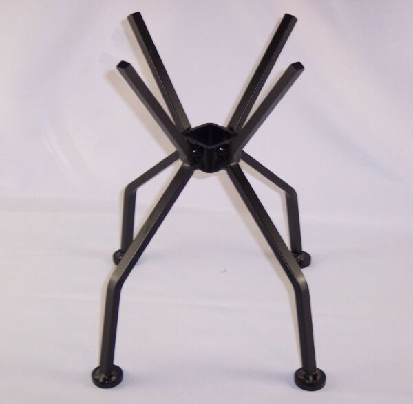 Campfire Fire Pit Tripod Teepee Grate Fire Wood Starter Log Rack Kindling Holder