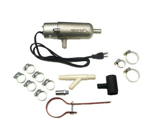 Dodge Sprinter 3.0L Engine Circulating Tank External Block Heater