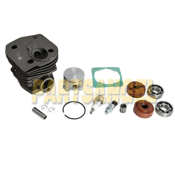 44mm Cylinder Piston amp; Ring Rebuilt Kit for Husqvarna 350 346 351 353 Chainsaw