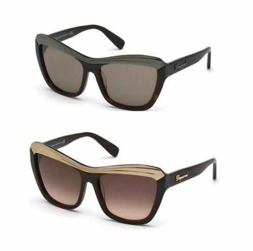 DSquared DQ0133 Women#x27;s Sunglasses Made In Italy $59.99