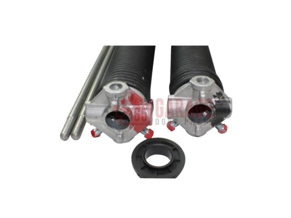 Pair of .225 Garage Door Torsion Springs Any Length Up to 36