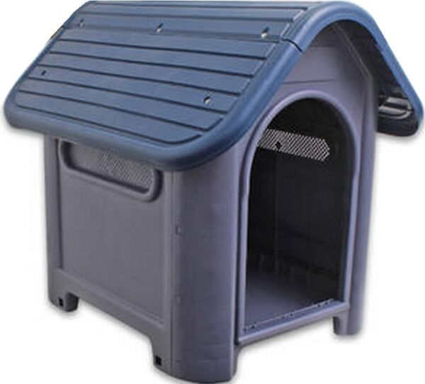 Indoor Outdoor Dog House Small to Medium Pet All Weather Doghouse Puppy Shelter $49.99