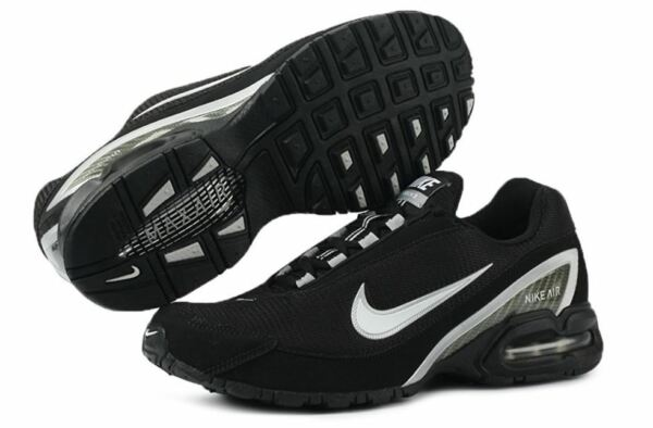NIB Men's Nike Air Max Torch 3 Running Invigor Sequent Shoes Sneakers IV Black