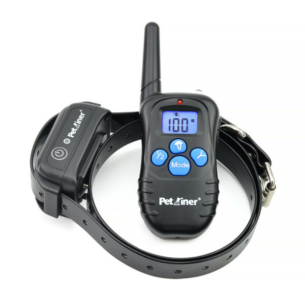 Petrainer Rechargeable Dog Shock with Remote Waterproof Pet Dog Training Collar $35.99