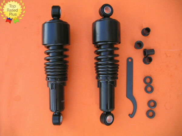 267mm 10.5 inch Shocks Harley Sportster Forty Eight Iron 883 Lowering Black $54.70