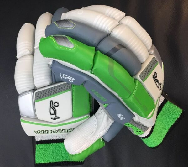 Kookaburra Kahuna 1000 RHLH Batting Gloves + AU Stock + Free Ship + Free Inner
