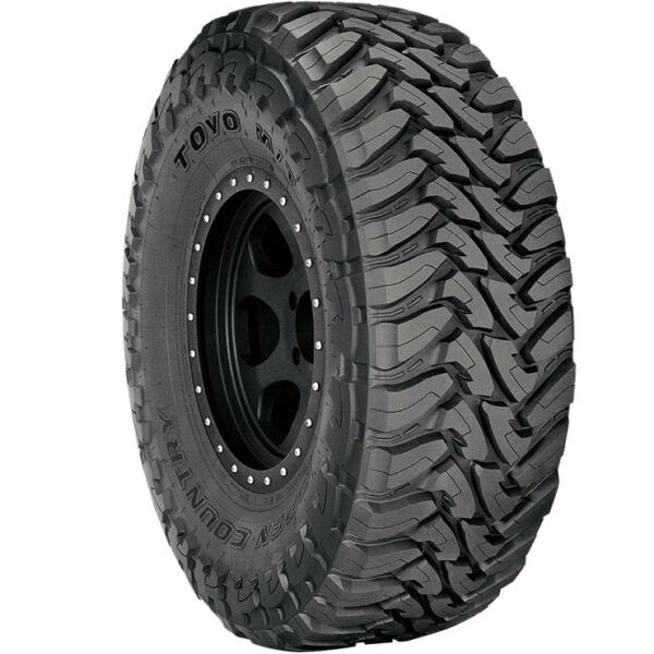 4 New 33X12.50R20 Toyo Open Country M T Mud Tires 33125020 33 1250 20 12.50 R20