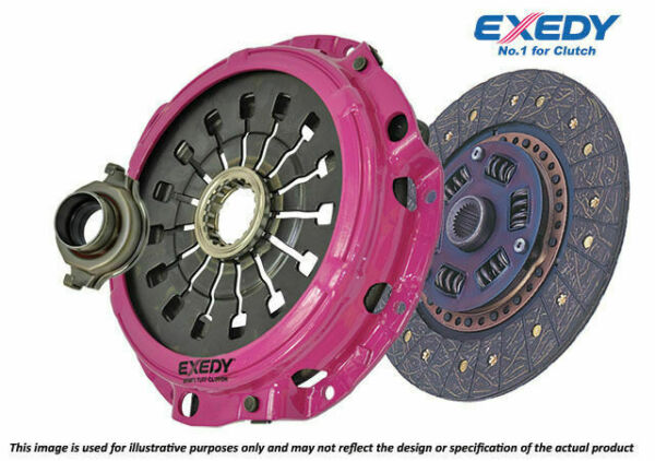 Exedy HEAVY DUTY Clutch kit for SUBARU DL GL LEONE VORTEX 1.8 XT EA81 EA82 EA81T