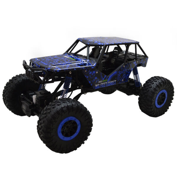 1/10 Scale 2.4G 4 Wheel Drive Rock Crawler Remote Control RC Car Christmas Gift