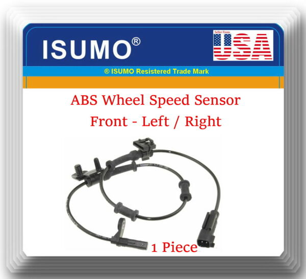 ABS Speed Sensor Front  Left Fits: Acura TSX 2004-2008 Honda Accord 2003-2007