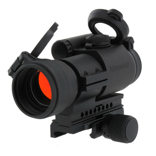 Aimpoint Patrol Rifle Optic PRO Electronic Red Dot Sight QRP2 Mount 12841 New $458.00